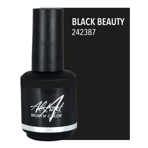 Abstract® Abstract Brush n' Color 15 ml Black Beauty