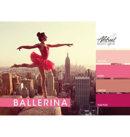 Abstract Brush N' Color collectie Ballerina