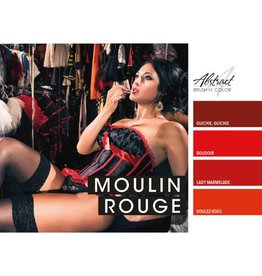 Abstract Brush N' Color collectie Moulin Rouge