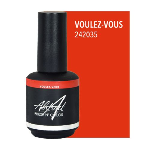 Abstract Brush N' Color 15 ml Voulez vous