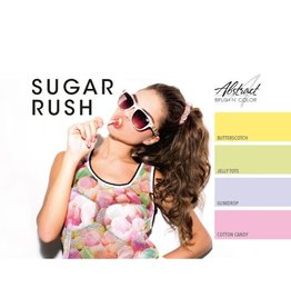 Abstract Brush N' Color collectie Sugar Rush