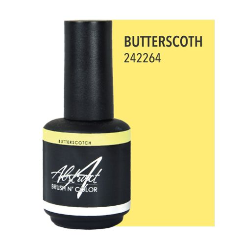 Abstract® Abstract Brush n' Color 15 ml Butterscotch