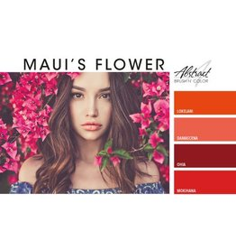 Abstract Brush N' Color collectie Maui's Flower