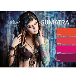 Abstract Brush n' Color collectie Sumatra