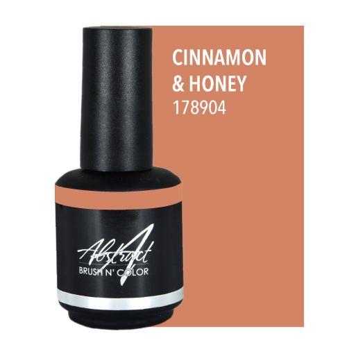 Abstract Abstract Brush n' Color 15 ml Cinnamon & Honey