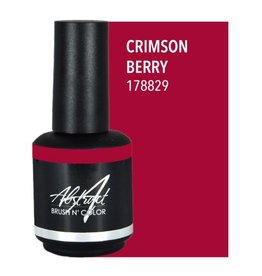 Abstract Brush N' Color 15 ml Crimson berry