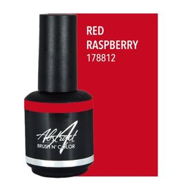 Abstract Abstract Brush n' Color 15 ml Red raspberry