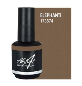 Abstract Abstract Brush n' Color 15 ml Elephanti