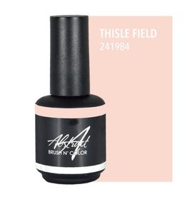 Abstract Abstract Brush n' Color 15 ml Thisle Field