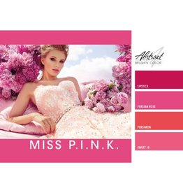 Abstract Abstract Brush n' Color Miss Pink collection
