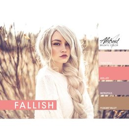 Abstract Brush N' Color collectie Fallish
