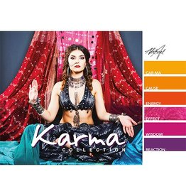 Abstract Colorgel collectie Karma