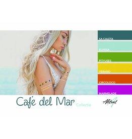 Abstract Colorgel collectie Café del Mar collectie