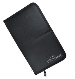 Abstract Abstract brush bag stand up Black