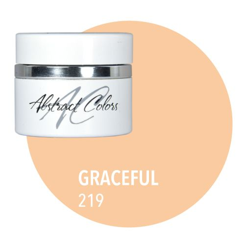 Abstract Abstract gel de couleur 5 ml  Graceful CG219