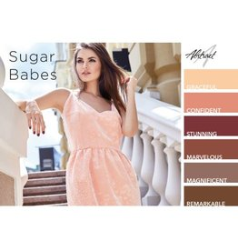 Abstract Abstract gel de couleur collection Sugar Babes