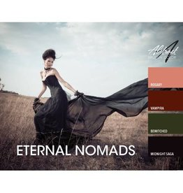 Abstract Brush N' Color collectie Eternal Nomads