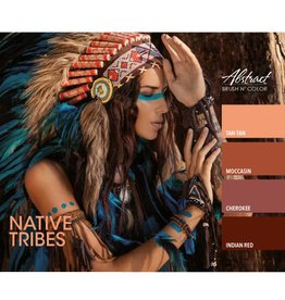 Abstract Brush N' Color 15 ml collectie Native Tribes