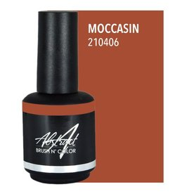 Abstract Abstract Brush n' Color 15 ml Moccasin