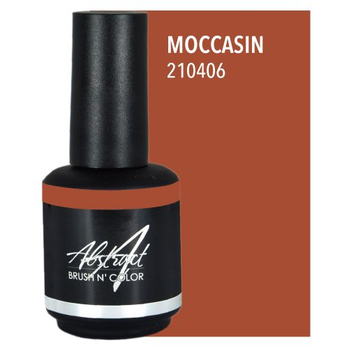 Abstract Brush N' Color 15 ml Moccasin