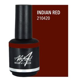 Abstract Abstract Brush n' Color 15 ml Indian Red