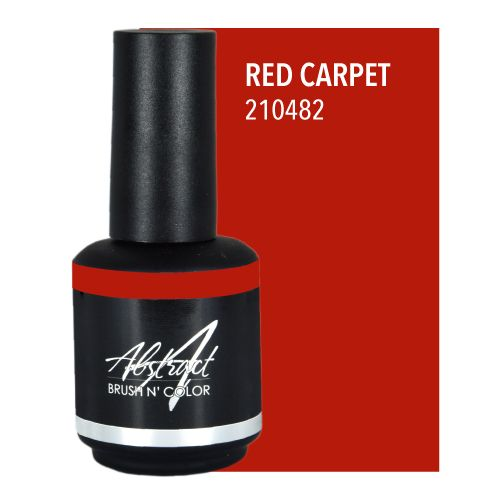 Abstract Abstract Brush n' Color 15 ml Red Carpet