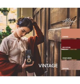 Abstract Abstract Brush n' Color collection Vintage