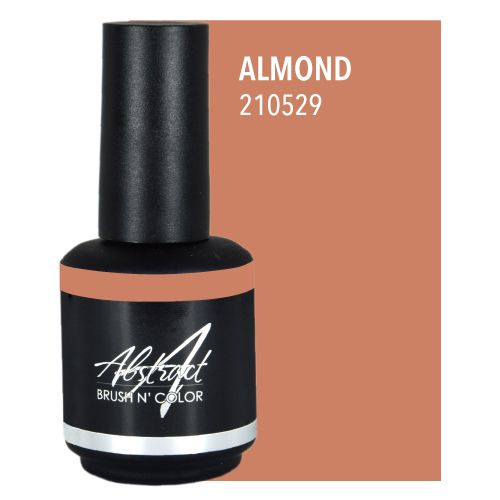 Abstract® Brush N' Color 15 ml Almond