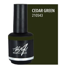 Abstract Abstract Brush n' Color 15 ml Cedar Green