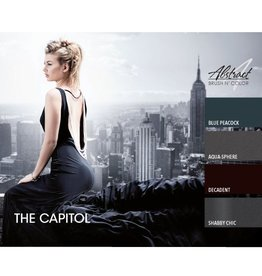 Abstract Brush N' Color collectie The Capitol