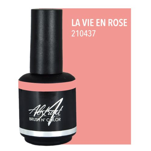 Abstract Abstract Brush n' Color 15 ml La Vie en Rose