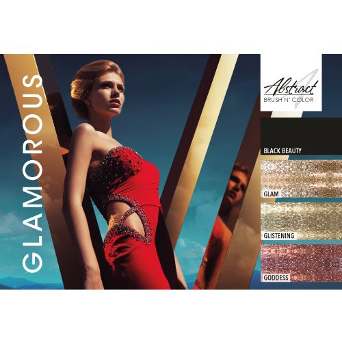 Abstract® Brush N' Color 15 ml Glam