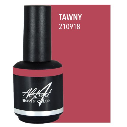 Abstract Abstract Brush n' Color 15 ml Tawny