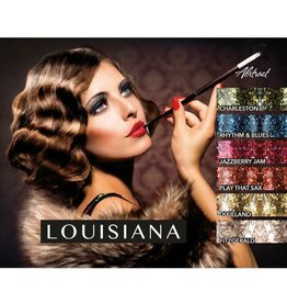 Abstract Colorgel collectie Louisiana
