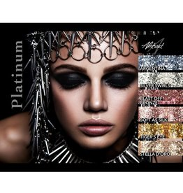 Abstract Abstract gel de couleur collection Platinum