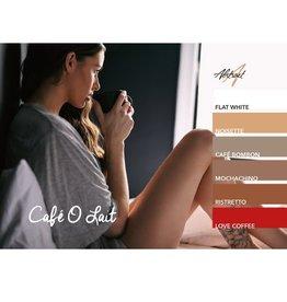 Abstract Colorgel collectie Café O Lait