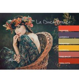 Abstract Colorgel collectie La Douce France