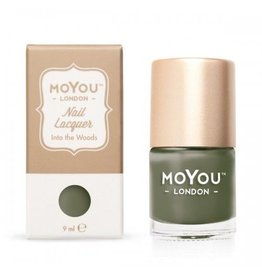 MoYou London MoYou stamping nail polish 9 ml  Into the Woods