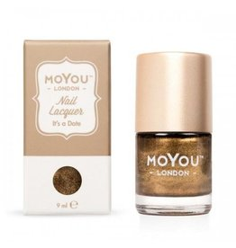 MoYou London MoYou stamping nail polish 9 ml It's a Date