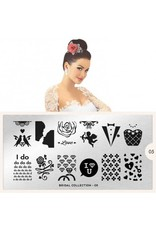 MoYou London MoYou Stamping Plate - Bridal 05