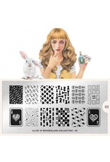 MoYou London MoYou Stamping Plate - Alice 03