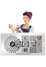 MoYou London MoYou Stamping Plate - Cookbook 03