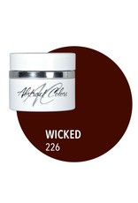Abstract Abstract  gel de couleur 5 ml Wicked CG226