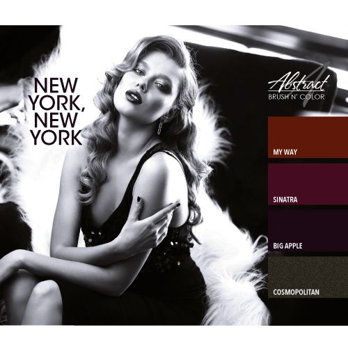 Abstract Brush N' Color 15 ml collectie New York, New York