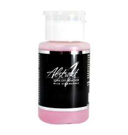 Abstract® Abstract Soak Off Remover Wild strawberry Pompflesje 150ml