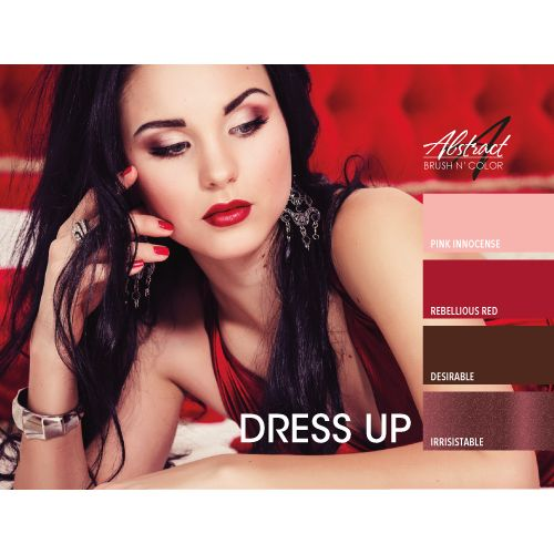 Abstract Brush N' Color 15 ml collectie Dress Up