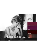 Abstract Brush N' Color collectie Brigitte Bord'eau