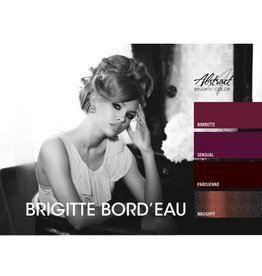 Abstract Abstract Brush n' Color Brigitte Bord'eau collection