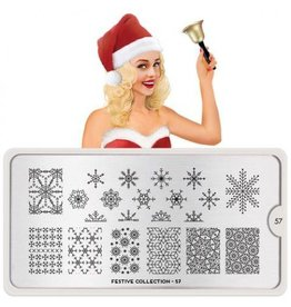 MoYou London MoYou Stamping Plate - Festive 57