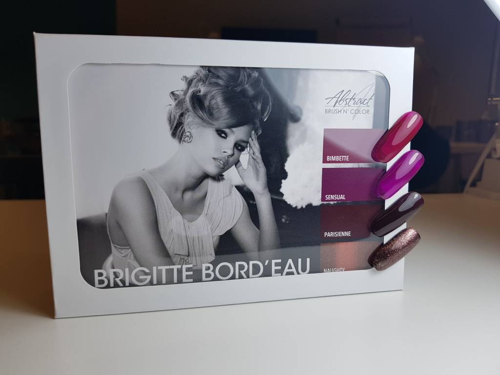 Abstract Brush N' Color 15 ml collectie Brigitte Bord'eau